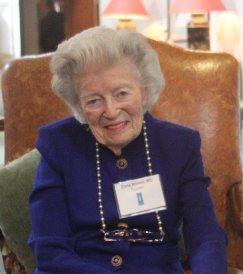 Doris A. Howell