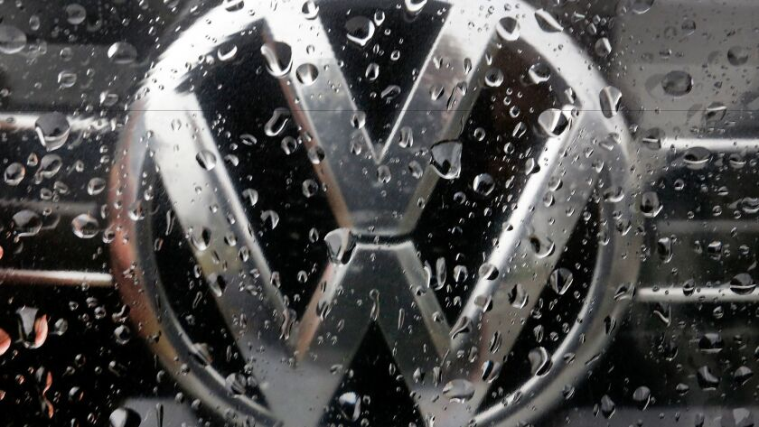 Volkswagen has agreed to pay at least $1.2 billion in buybacks and compensation to settle claims from U.S. owners of cars with 3-liter diesel engines that the company rigged to cheat on emissions tests.