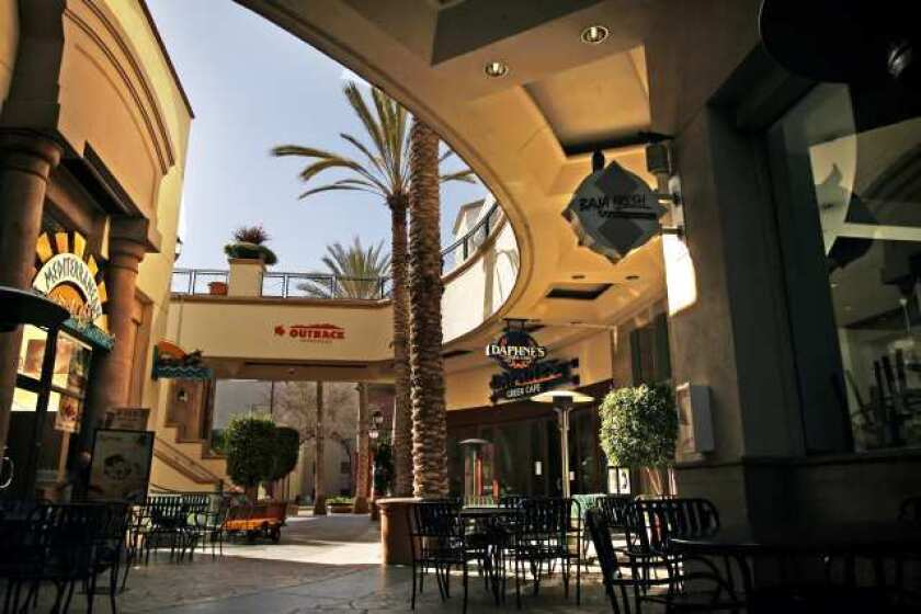 The Glendale Marketplace has recently been put up for sale.