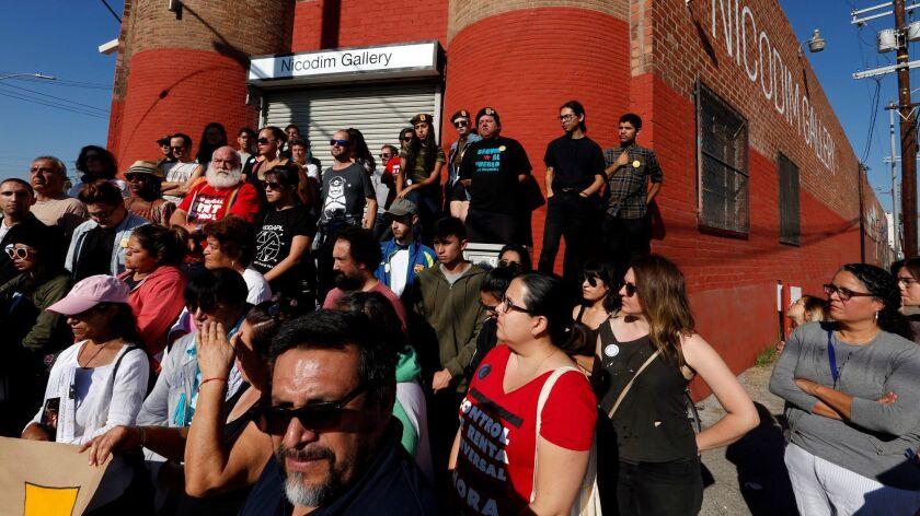 Boyle Heights activists