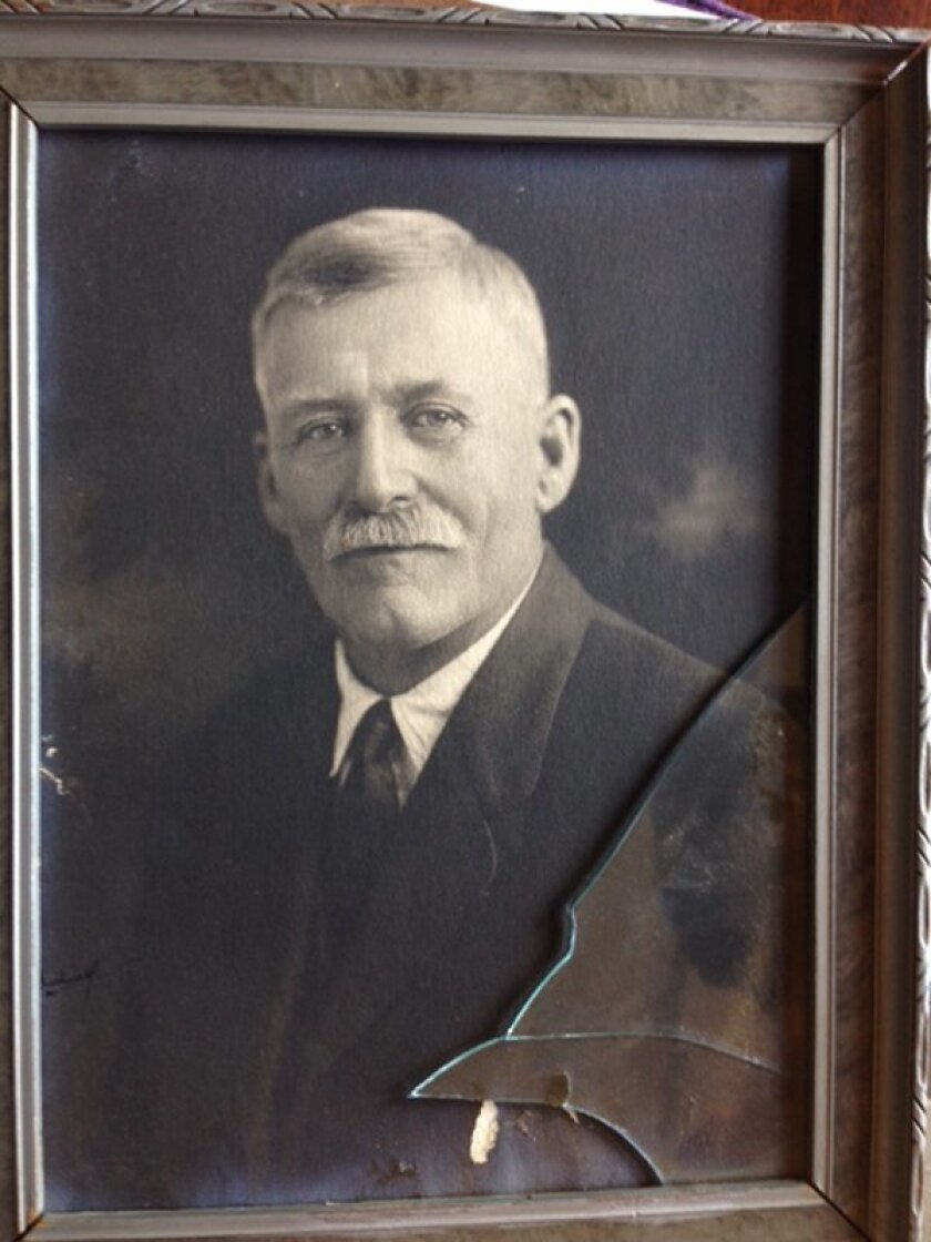 In this image provided by the Department of Justice National Missing and Unidentified Persons System database shows an undated photo of Marvin Clark. Clark is the oldest missing persons case in the National Missing and Unidentified Persons System (NamUs) database. He was reported missing in November, 1926. NamUs is looking into the possibility that remains found in 1986 near US 30 may be those of Marvin Clark. (AP Photo/Department of Justice National Missing and Unidentified Persons System)