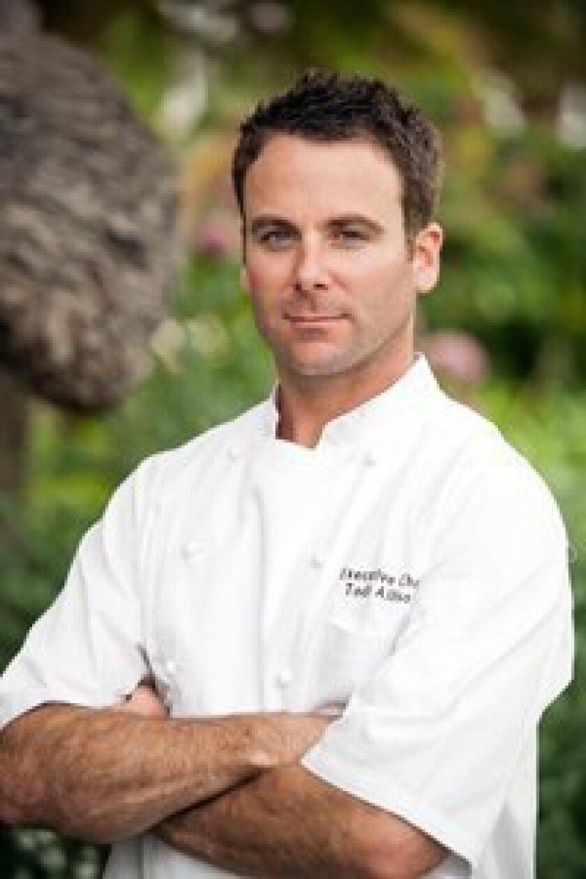 New executive chef Todd Allison
