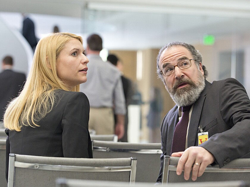 'Homeland' Season 3 finale rises to series ratings record