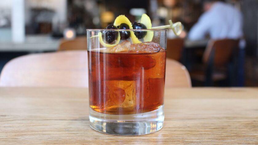 Iron Man cocktail from JSix.