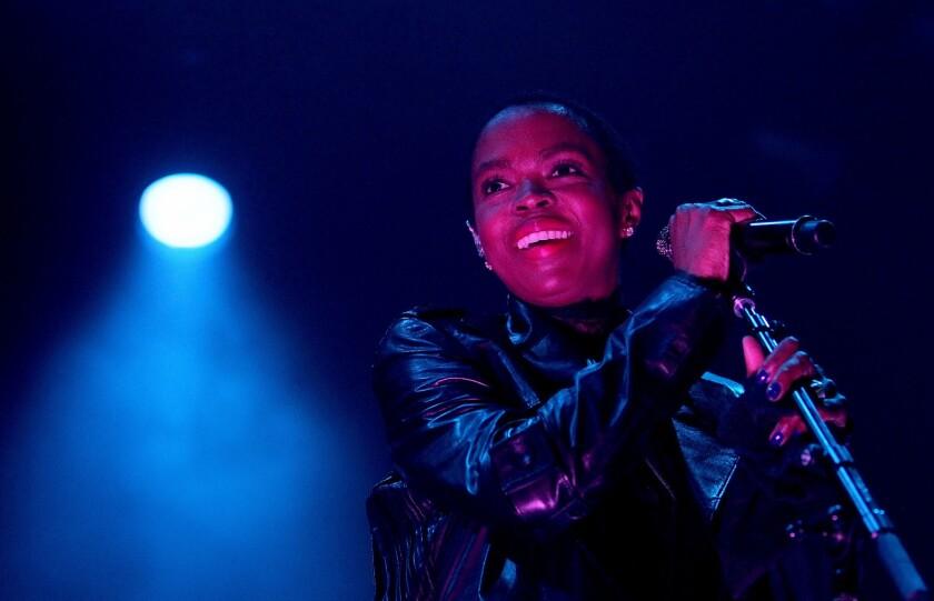 Lauryn Hill at Club Nokia
