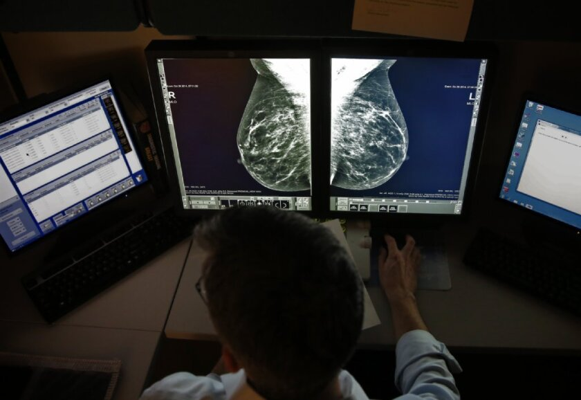 The U.S. Preventive Services Task Force still recommends that most women can wait to start getting mammograms until they are 50, and that they can get the test only once every two years.