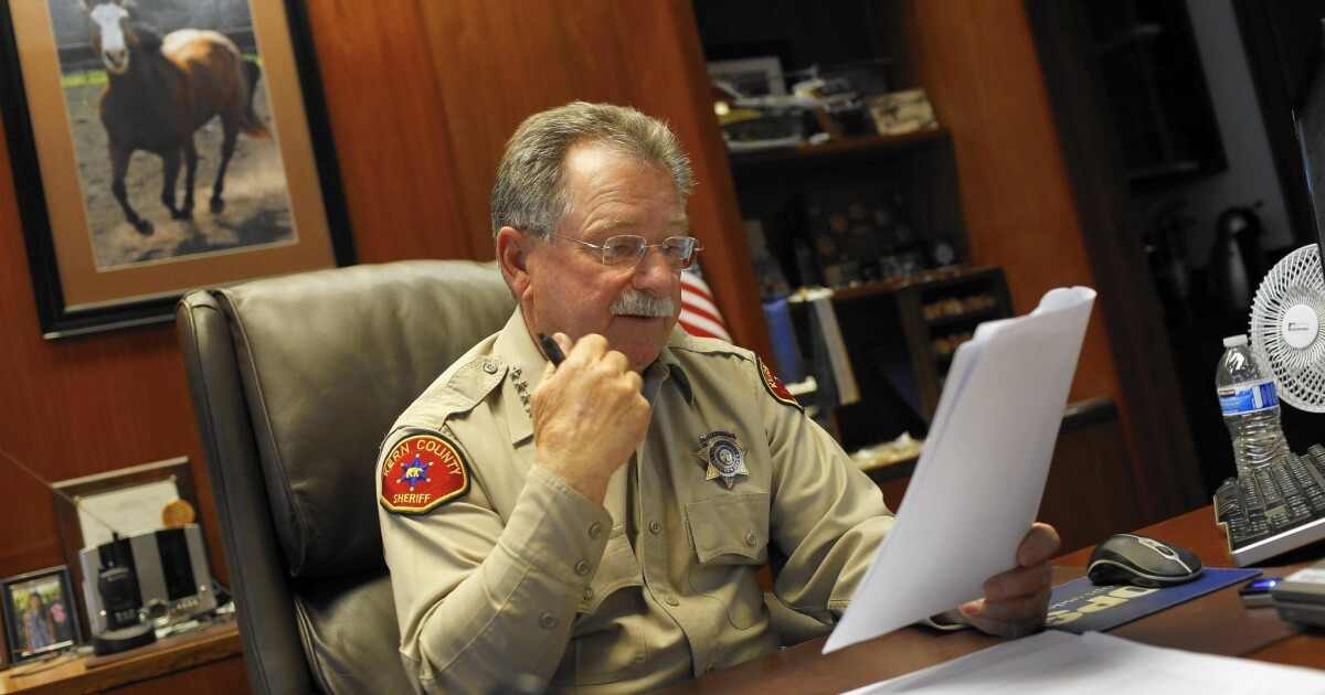 Kern County sheriff is caught on tape saying it costs less to kill