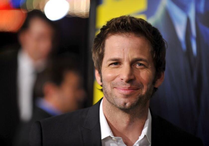 Zack Snyder creará para Netflix una serie de anime sobre los mitos nórdicos