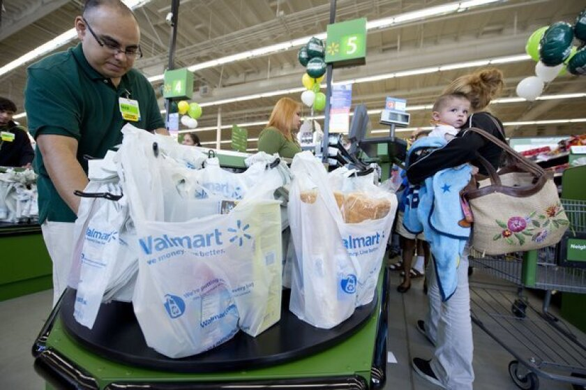 Wal-Mart to expand smaller store growth