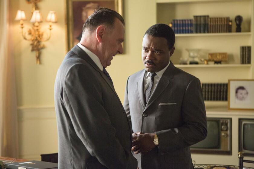 "A scene from ""Selma."""