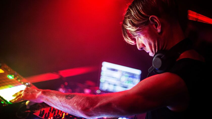 richie-hawtin -- AUGUST BROWN talks with foundational EDM artist Richie Hawtin, who has a show on Sa