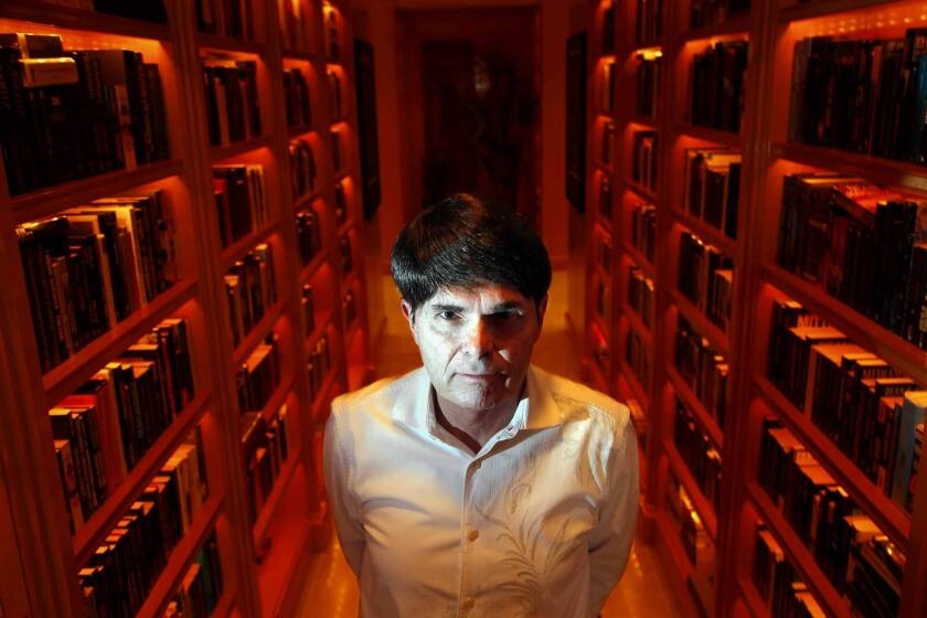 The Sunday Conversation: Dean Koontz pens a new lesson in humility