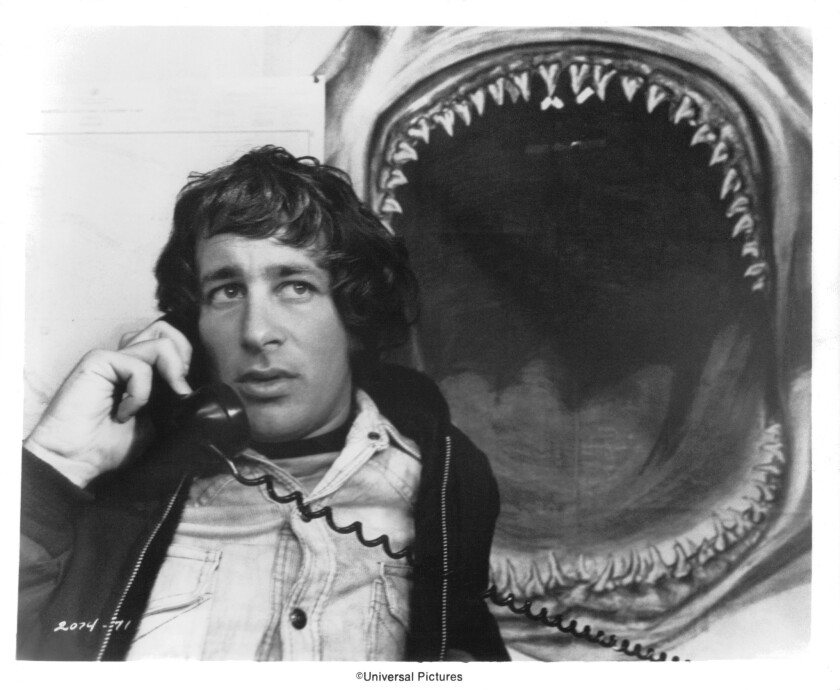 Forty years later, revisiting the original summer blockbuster: 'Jaws'
