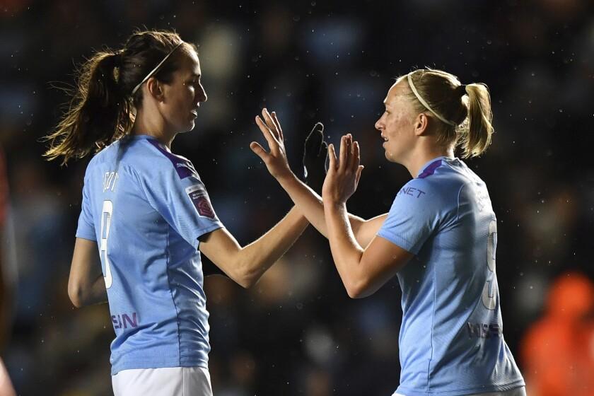 Britain Soccer Women's Super League
