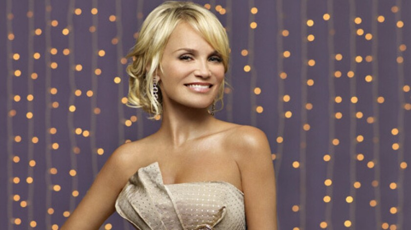 """Kristin Chenoweth is featured on a new installment of """"Stars in the House."""""""