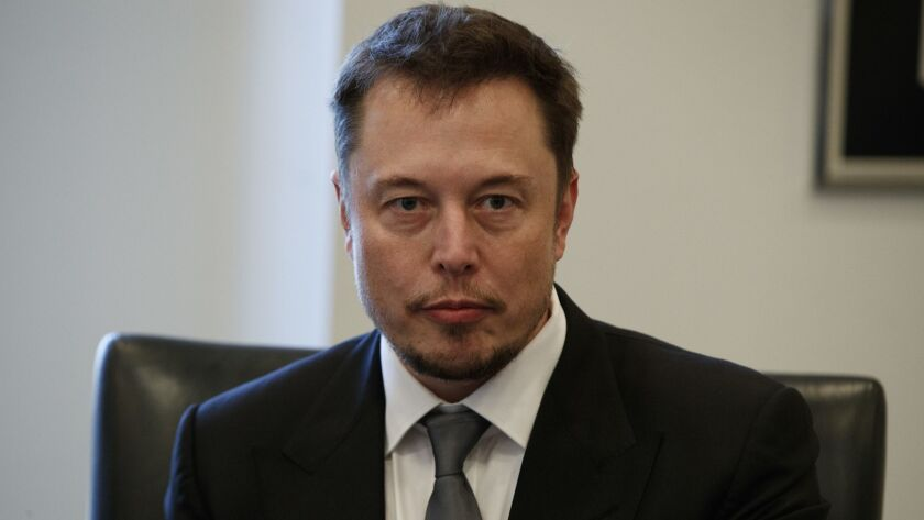 Tesla CEO Elon Musk is defending himself on contempt-of-court charges filed against him by the SEC.