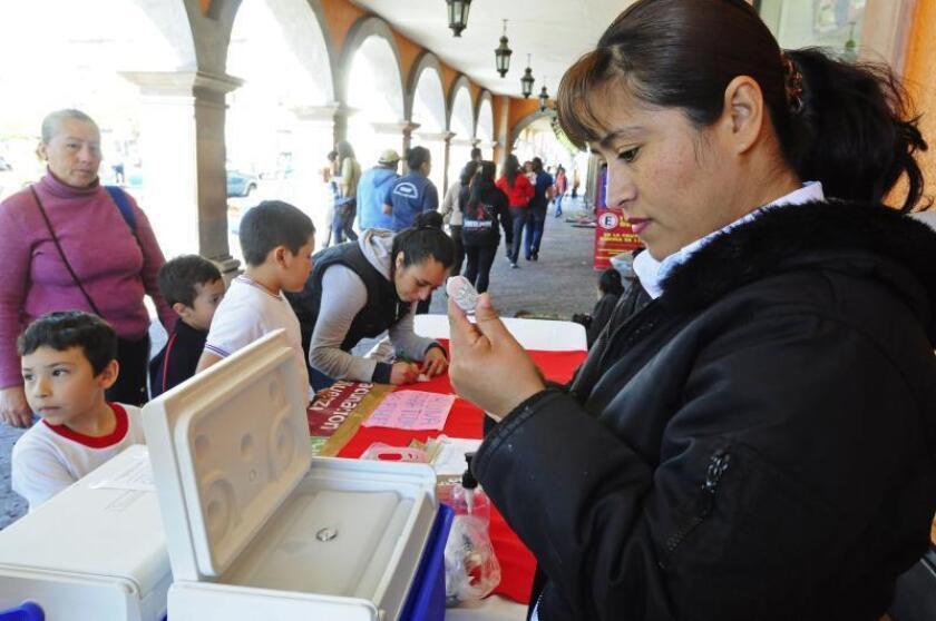 Advierten inequidad para la niñez en aplicación de vacunas en México