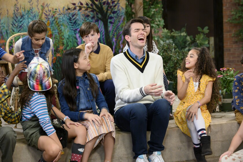 'John Mulaney and the Sack Lunch Bunch'