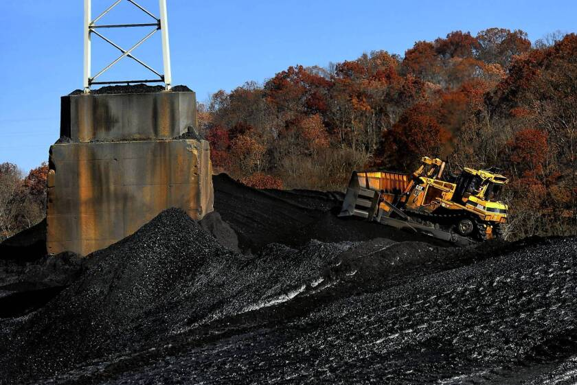 Natural gas challenges coal as king of the energy hill in Ohio
