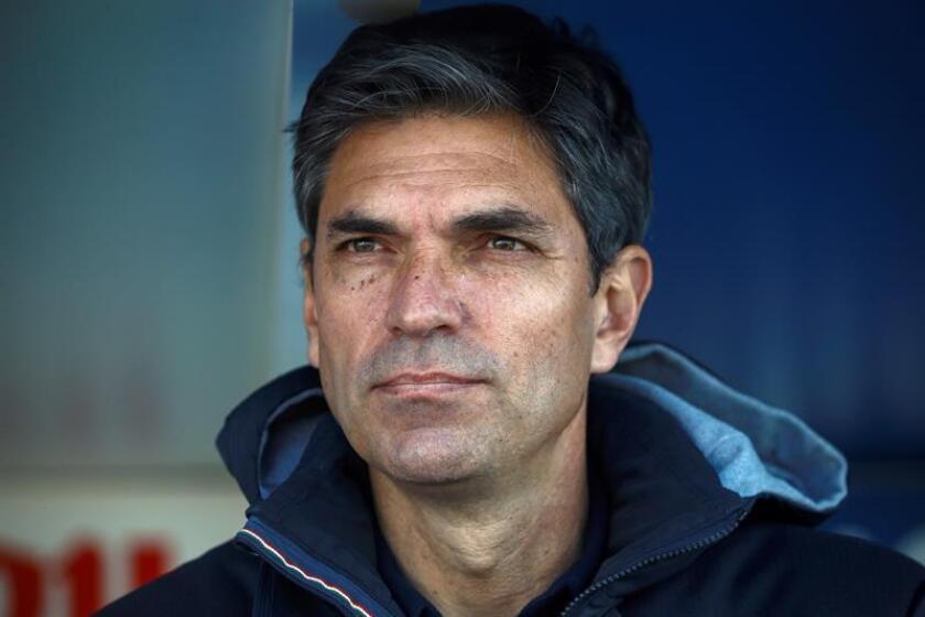 El entrenador del Leganés Mauricio Pellegrino. EFE/Archivo
