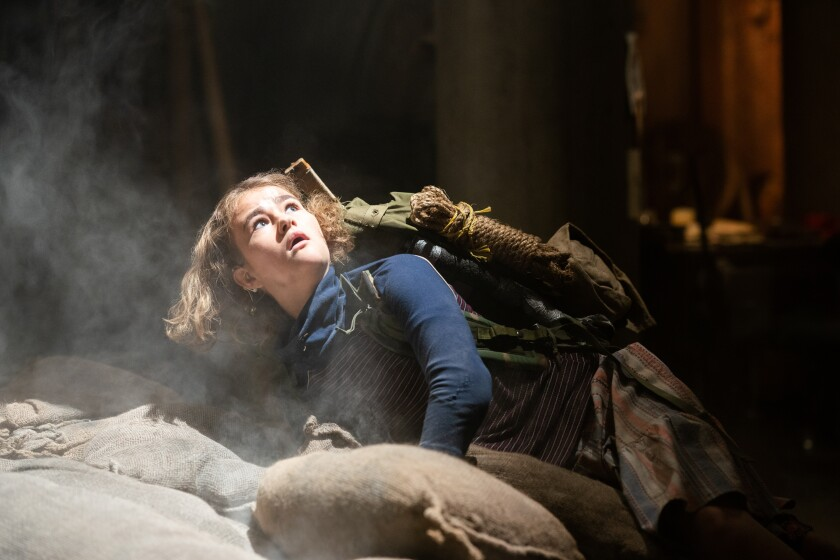 """Millicent Simmonds in the movie """"A Quiet Place Part II."""""""