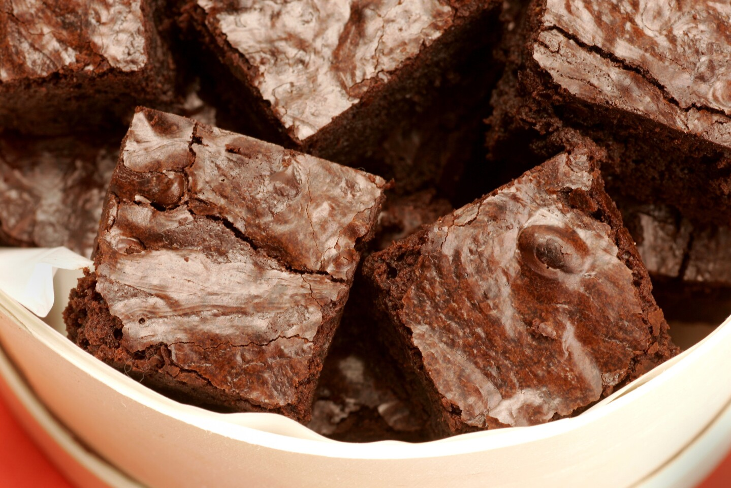 Midnight chocolate brownies