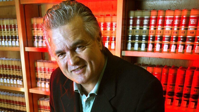 Famed attorney dies in Los Angeles