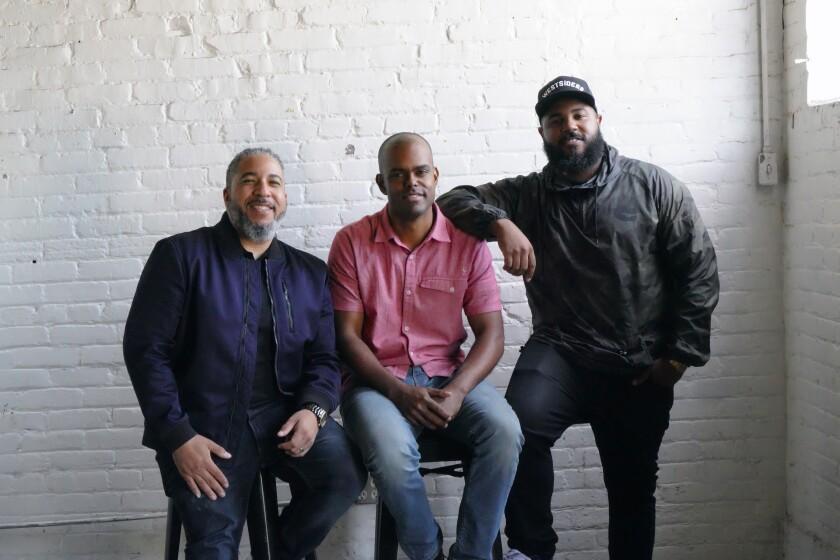 Joseph Mack, Brandon Steppe, Rashad Graham