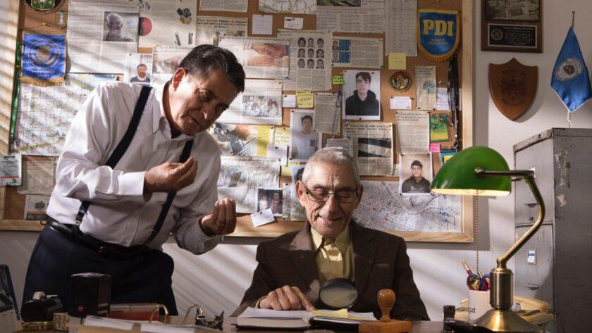 Ve de manera gratuita 'El Agente Topo', la conmovedora y cautivadora  apuesta chilena por el Oscar - Los Angeles Times