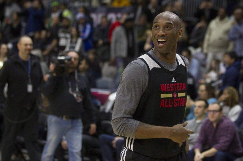 La leyenda angelina le dirá adiós a una de las máximas fiestas de la NBA.