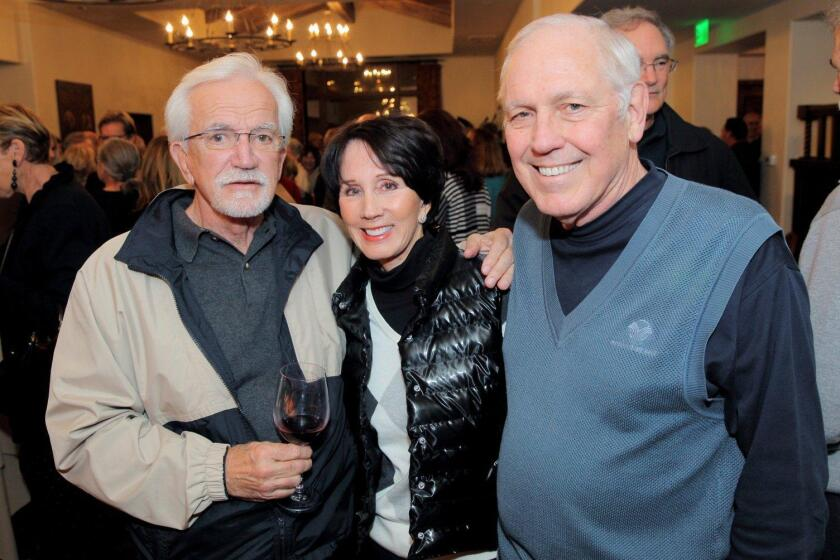 Ray Linovitz, Judy and Bill Roberts