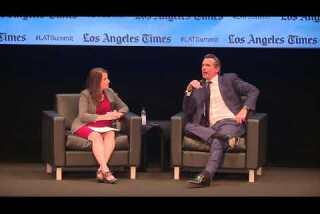 Los Angeles Times Summit: Powering Forward | Lt. Gov. Gavin Newsom