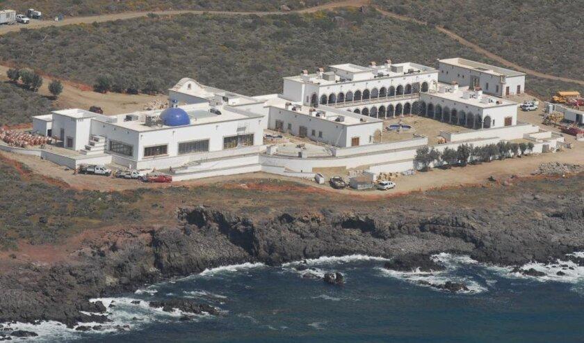 Sempra's Casa Azul corporate conference center in Baja California
