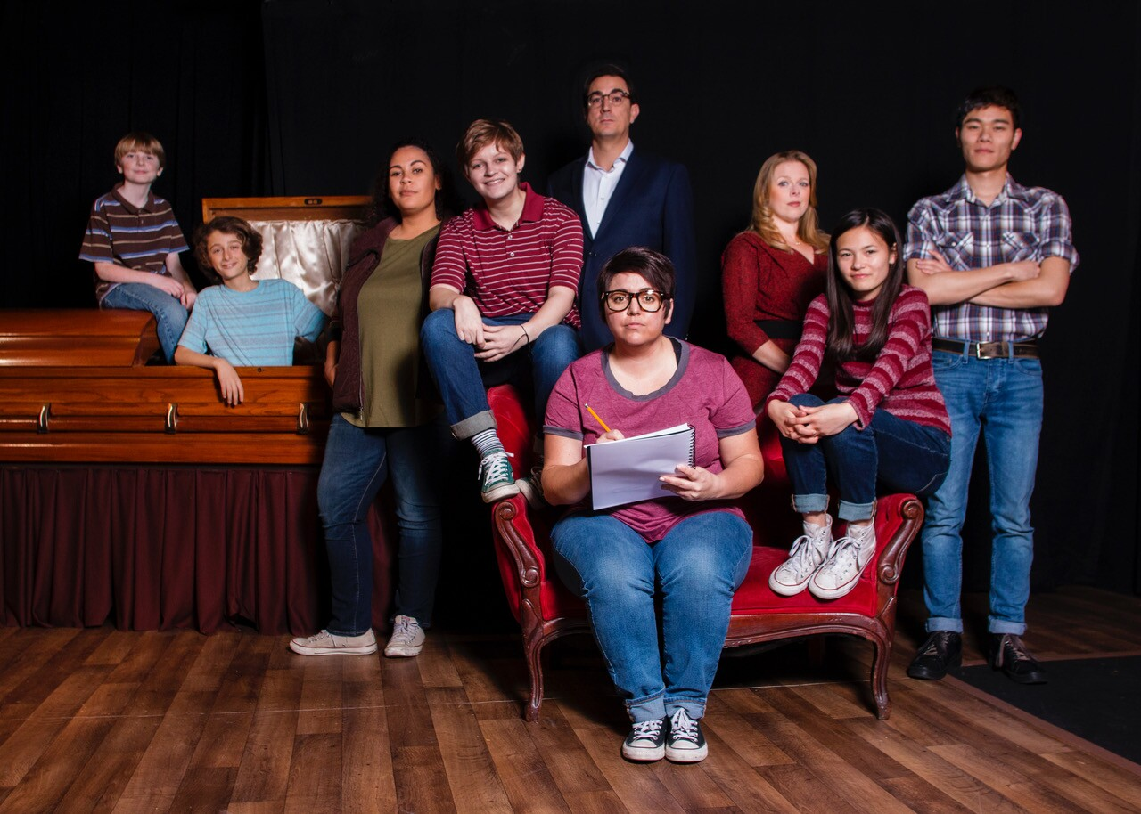 Patio Playhouse goes bold with staging of the Tony Award-winning musical 'Fun Home'