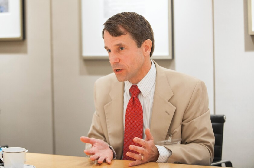 """California Insurance Commissioner Dave Jones: """"Blue Shield charges excessive rates and acts like a for-profit insurer."""""""
