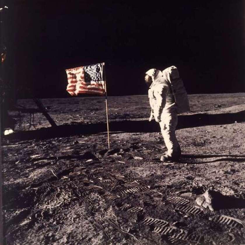 Apollo 11 artifacts