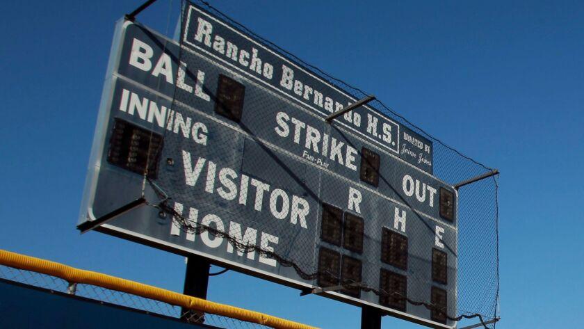 April 10, 2013_Rancho Bernardo_| Rancho Bernardo's Gosuke Katoh at Rancho Bernardo High School on We