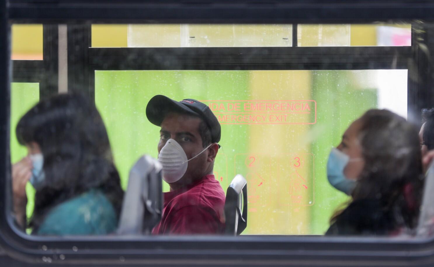 En Baja California confirman 80 nuevos casos de COVID-19 en un día ...