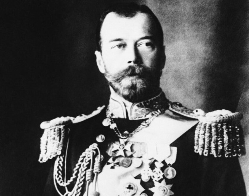 """Czar Nicholas II. Critics say that a proposed bill would let the secretary of state become the """"czar"""" of local redistricting and a state initiative would let the insurance commissioner become the """"czar"""" of health insurance rates."""