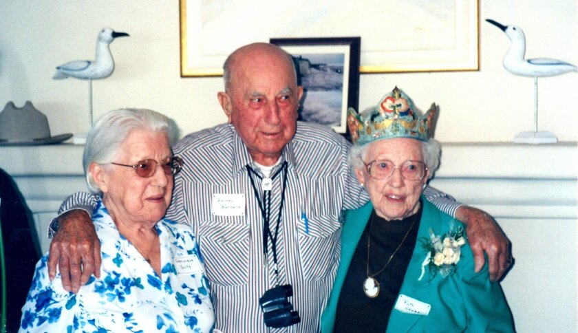 Ruth Newman dies at 113; oldest San Francisco earthquake survivor