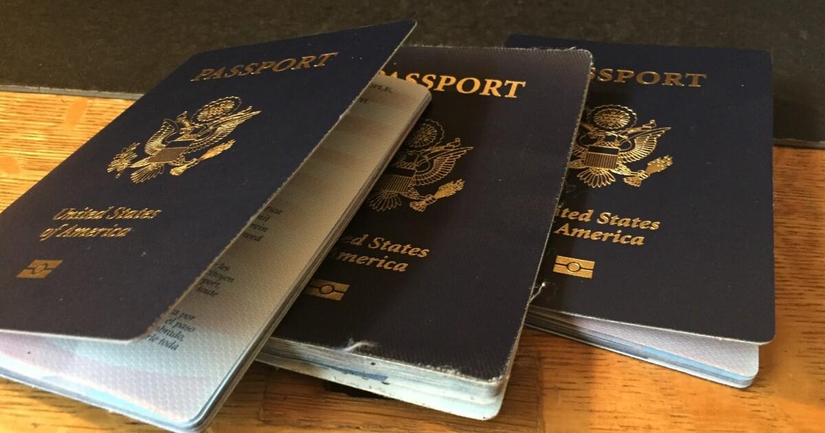 Backlog of 1.5 million U.S. passport applicants amid coronavirus