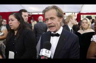 William H. Macy says, 'It's an odd time to be a man'