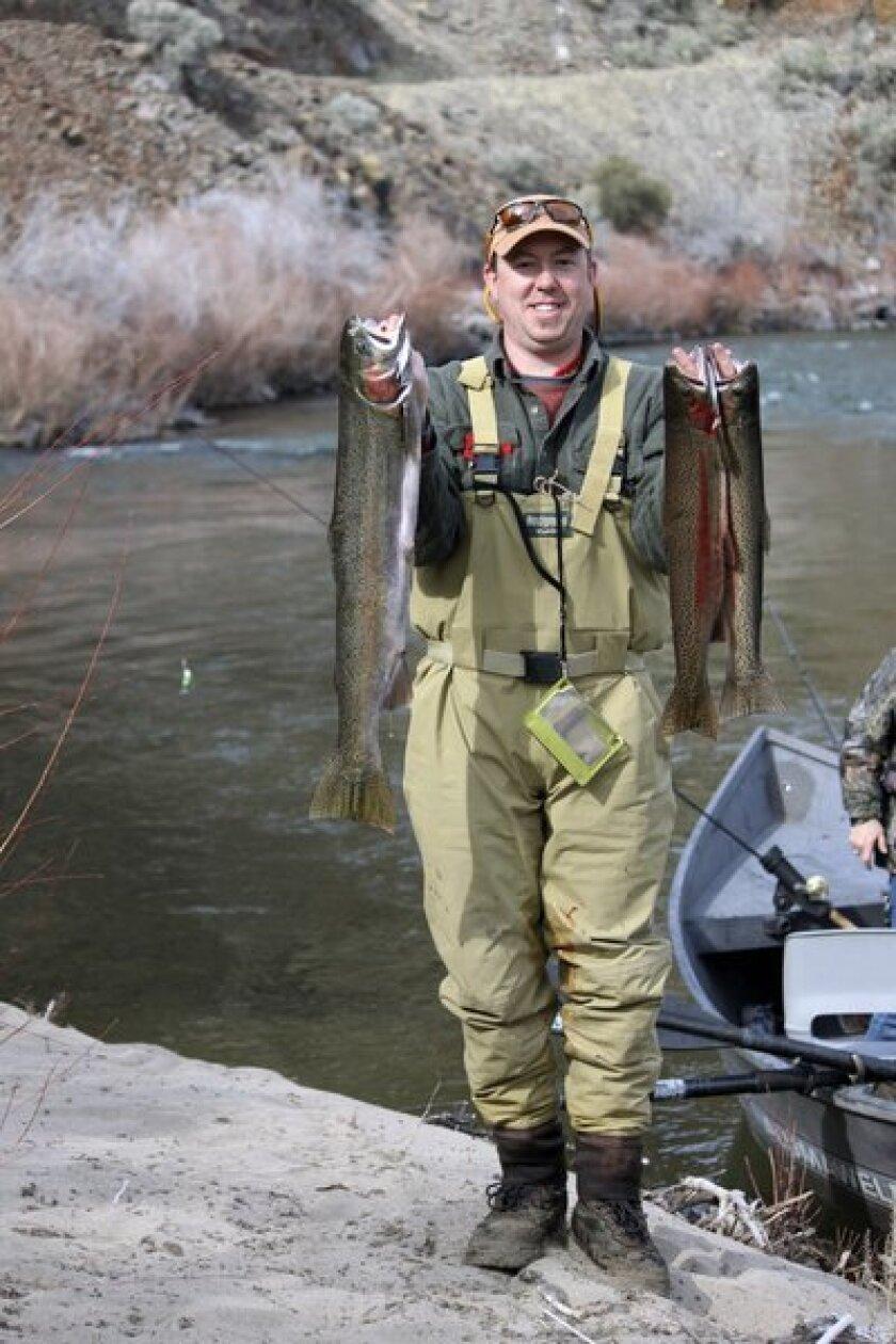 Injured Montana fisherman Andy Hill