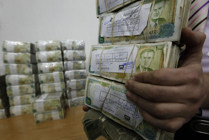 Syria Currency