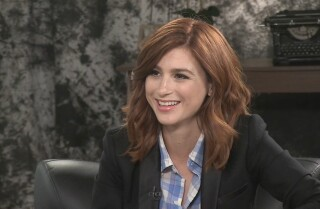 Aya Cash of 'You're the Worst' talks season 2 and what's to come