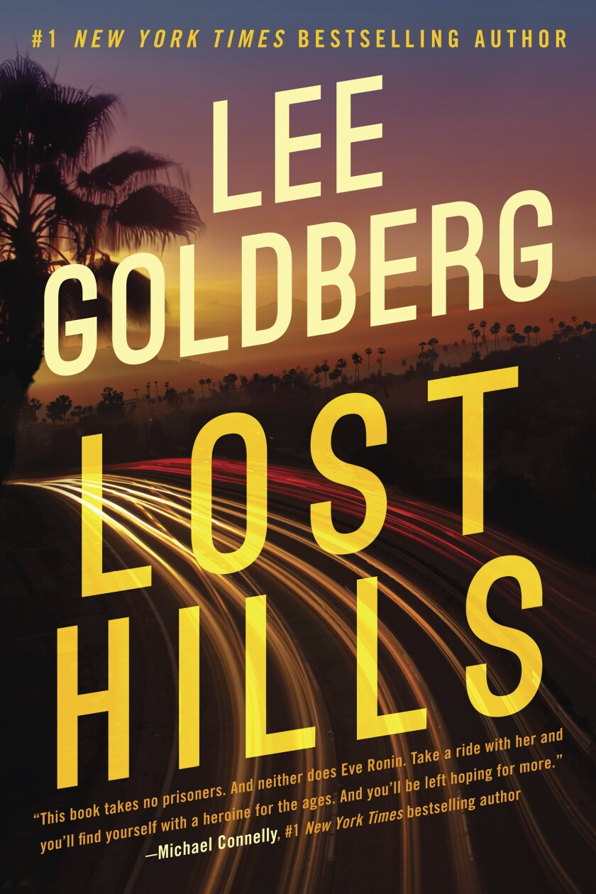 Book Review - Lost Hills