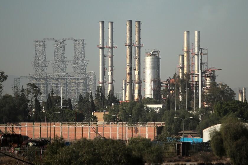 Fuel Crisis in Mexico
