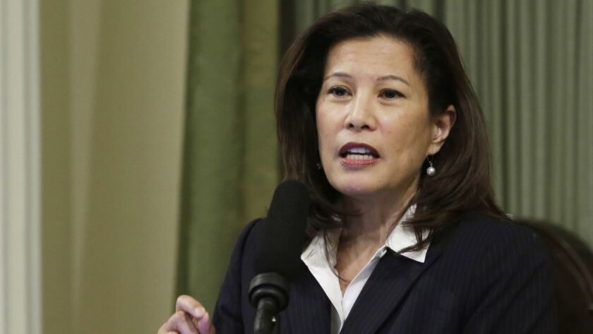 """In a unanimous opinion written by Chief Justice Tani Cantil-Sakauye, the California Supreme Court overturned attempted murder convictions based on the so-called """"kill zone theory."""" It has led to convictions in cases where the alleged victim was not targeted, but was nearby."""