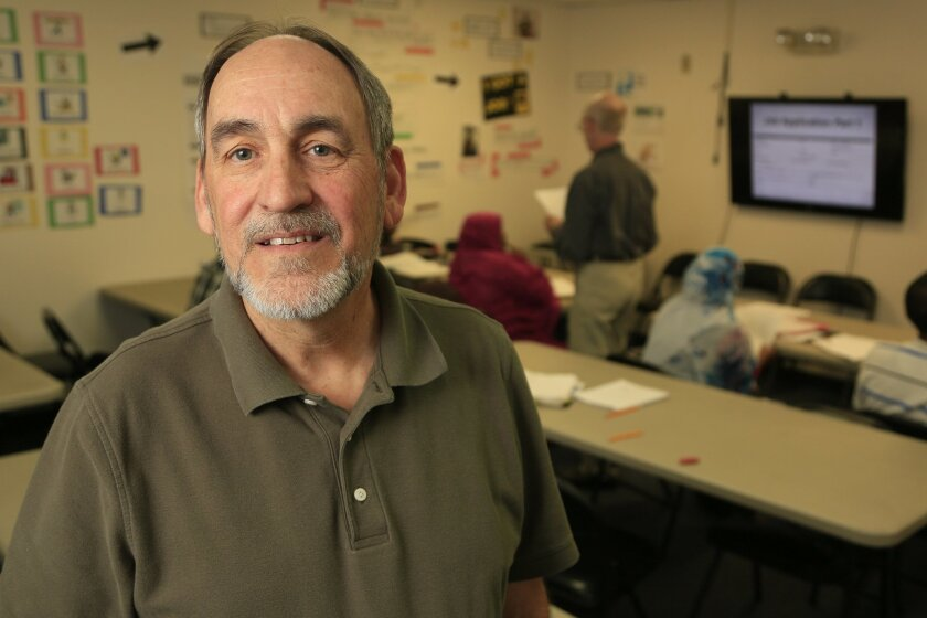 Bob Montgomery is retiring after 38 years of working with refugees at the IRC in City Heights. Montgomery has been present for every great influx of people to San Diego due to crises abroad. As he retires, he looks back on his career and gives insight as to what works and doesn't in San Diego's re