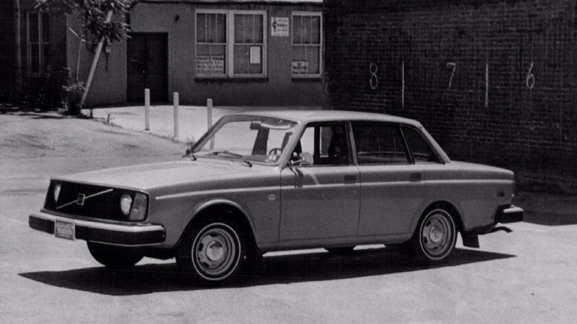 JUL 14 1976, JUL 18 1976; Volvo Four-Door sedan offers room and luxury in small package;